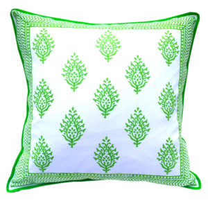 pillow Maria Lime