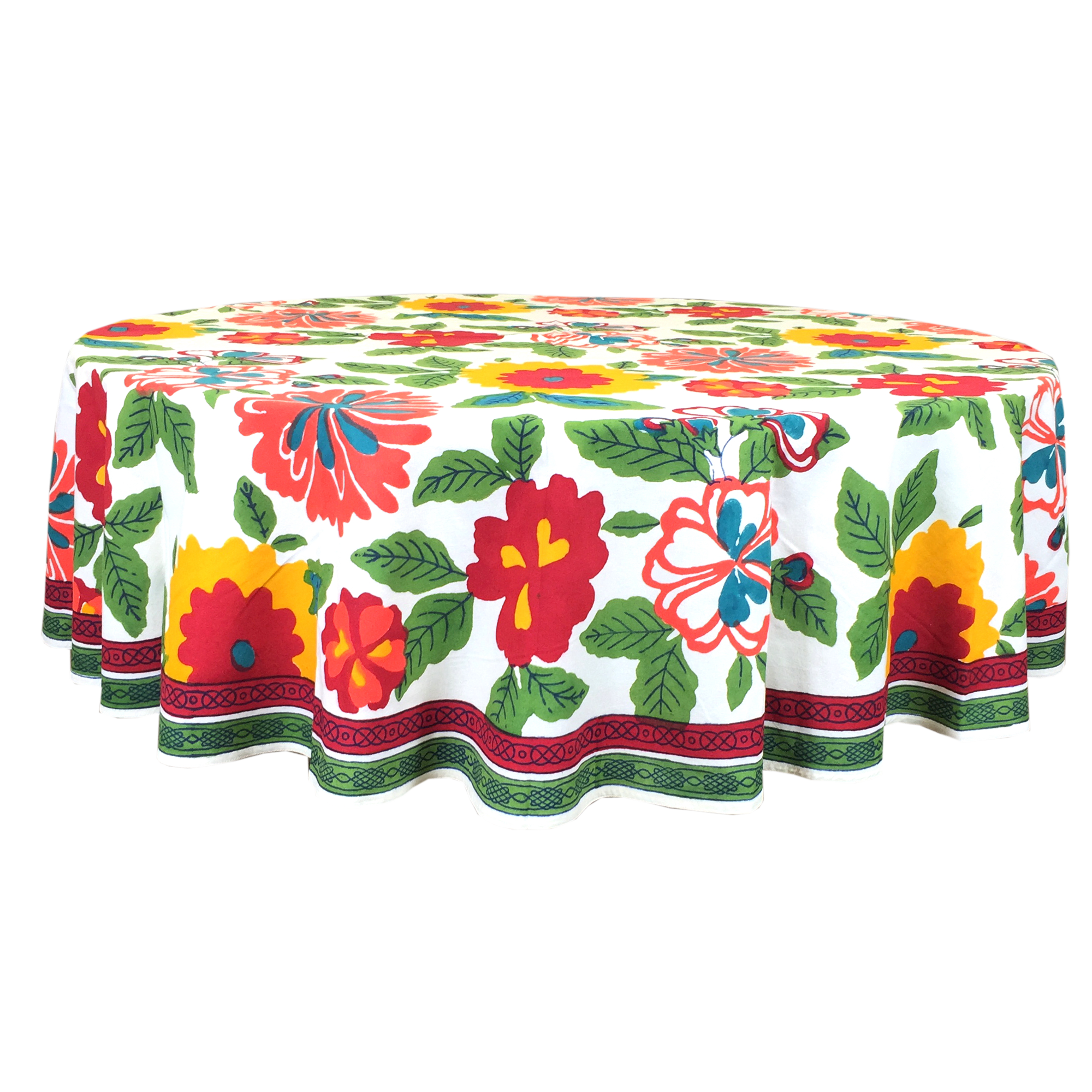 Flower Power Tablecloth Pacific Amp Rose Textiles