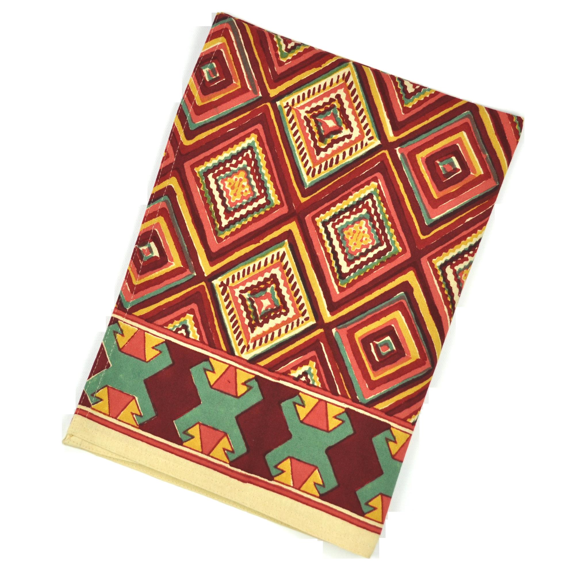 Zig Zag Kitchen: Pacific & Rose Textiles