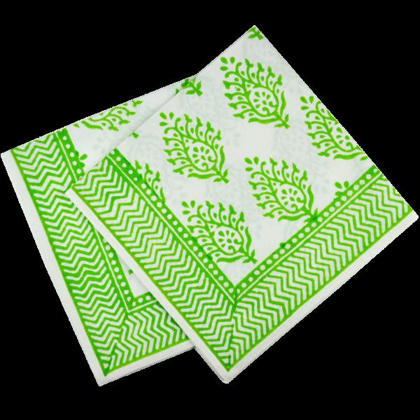 napkins Maria Lime