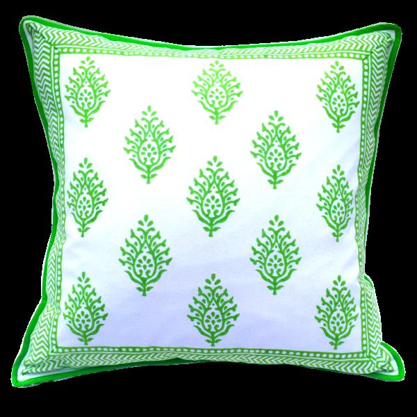 pillow Maria Lime