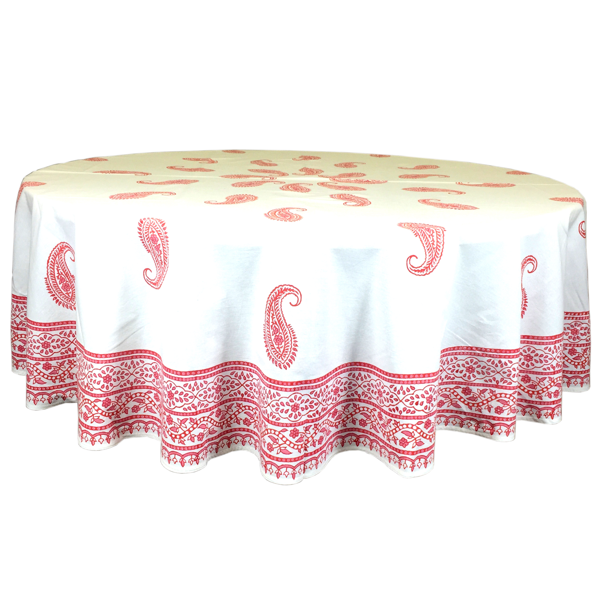 Tablecloth Elise Pink Pacific Amp Rose Textiles