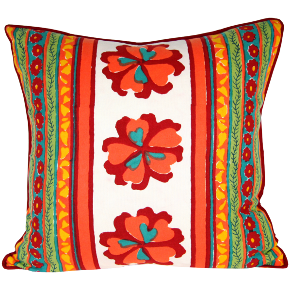 FLOWER POWER PILLOW